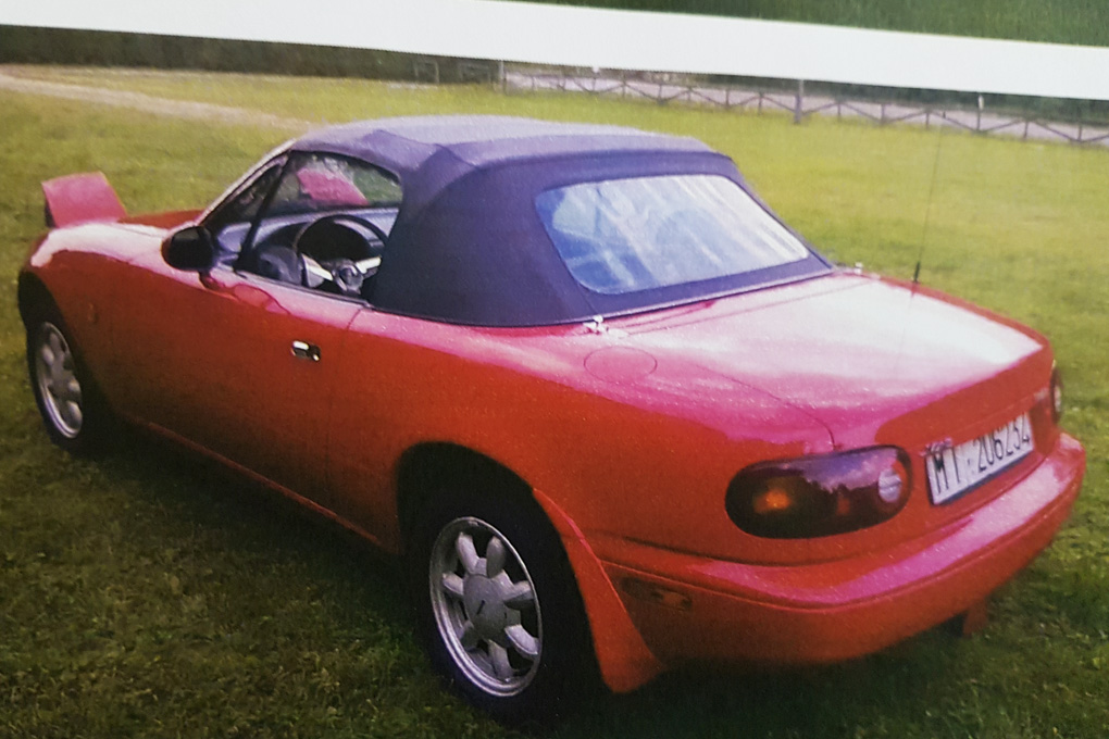 Mazda MX-5, anno 1991