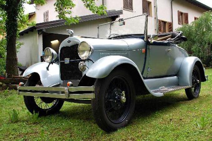 FORD A, anno 1929
