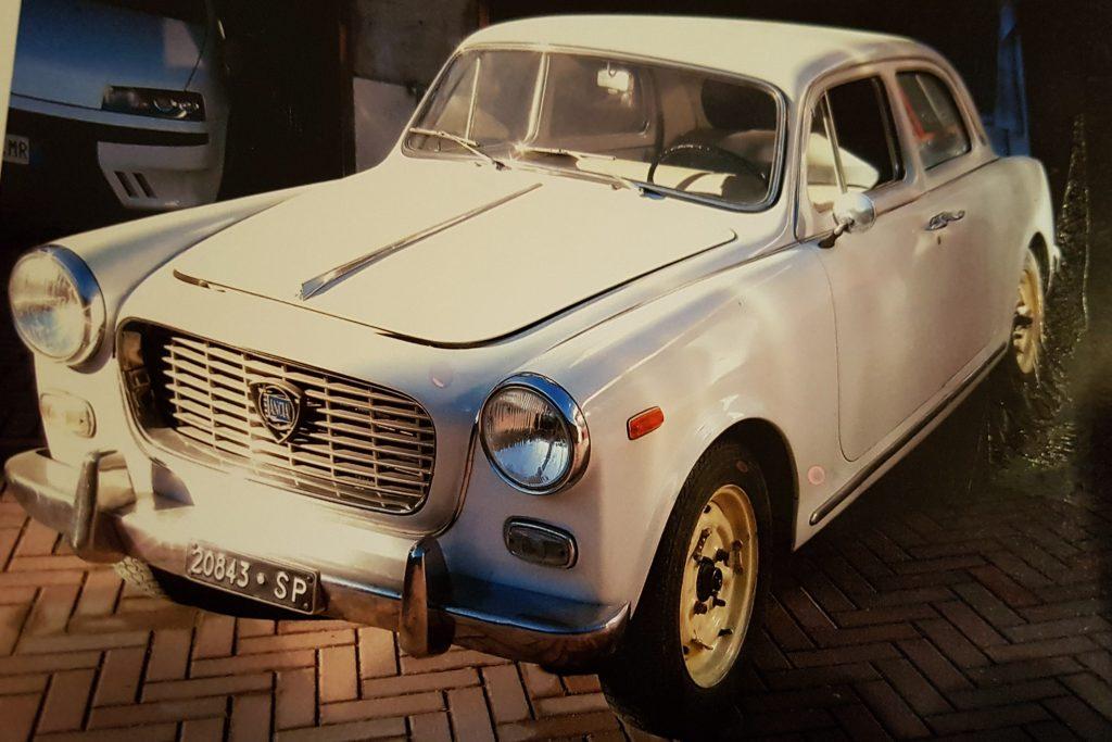 Lancia Appia, anno 1963