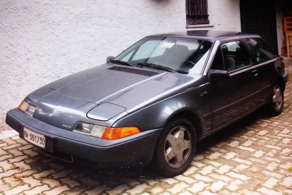 Volvo 480 ES, anno 1989