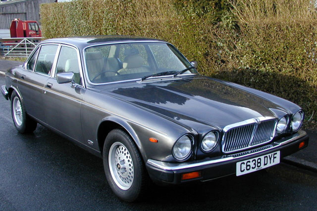 Jaguar Sovereign, anno 1983